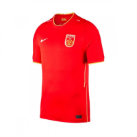 China Soccer Jersey Home (Player Version) 2021