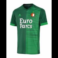 Feyenoord Soccer Jersey Away Full Support Replica 2021/22