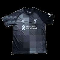 Liverpool Soccer Jersey Goalkeeper Third Away Replica 2021/22