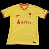 Liverpool Soccer Jersey Third Away Replica 2021/22