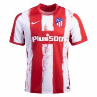 Atletico Madrid Soccer Jersey Home Replica 2021/22