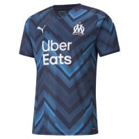 Marseilles Soccer Jersey Away Replica 2021/22