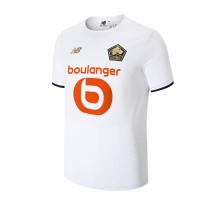 Lille OSC Soccer Jersey Away Replica 2021/22