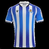 Real Sociedad Soccer Jersey Home Replica 2021/22