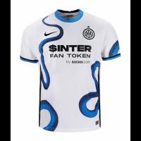 Inter Milan Soccer Jersey Away (Player Version) 2021/22