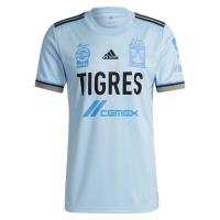Tigres UANL Soccer Jersey Away Replica 2021/22