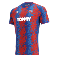 Hajduk Split Soccer Jersey Away Replica 2021/22