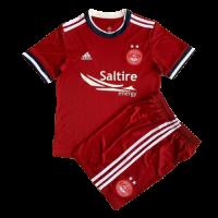 Aberdeen Kid's Soccer Jersey Home Kit(Jersey+Short) 2021/22