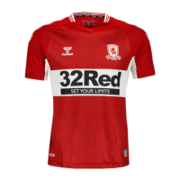Middlesbrough Soccer Jersey Home Replica 2021/22