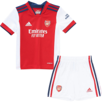 Arsenal Kid's Soccer Jersey Home Kit(Jersey+Short) Replica 2021/22