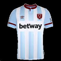 West Ham United Soccer Jersey Away Replica 2021/22