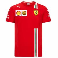 Ferrari F1 Racing Team T-Shirt Red 2020/21