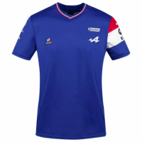 Alpine F1 Racing Team Ocon T-Shirt Blue 2021
