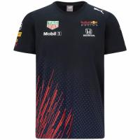 Red Bull F1 Racing Team T-Shirt Black 2021
