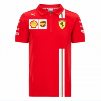 Ferrari F1 Racing Team Polo Red 2020/21