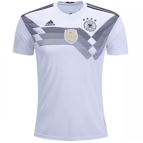 separation shoes e4969 942af 2018 World Cup Germany Home Jersey Shirt