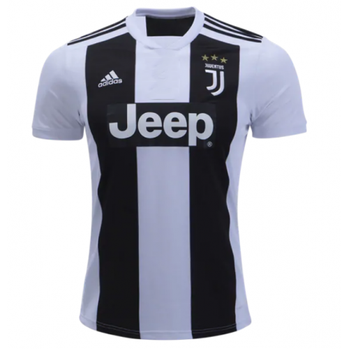 7e08a265040 18-19 Juventus Home Soccer Jersey Shirt(Player Version) - Cheap ...