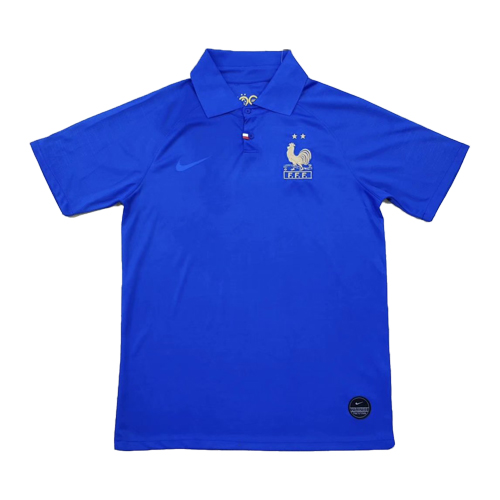 new styles 6a683 5e012 2019 France Home 100-Years Anniversary Jerseys Shirt