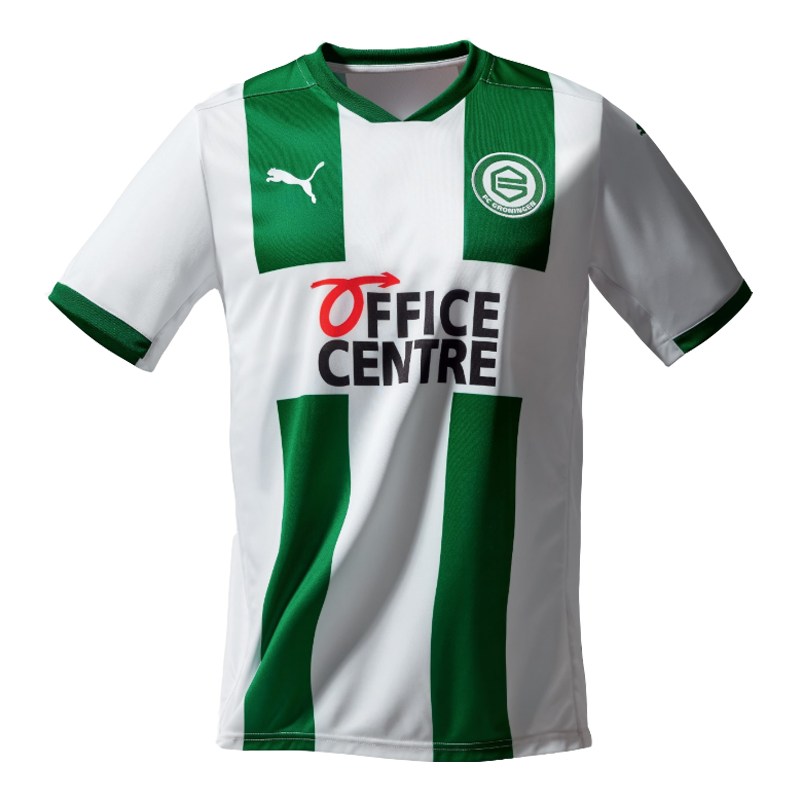 20 21 Groningen Home Green White Soccer Jerseys Shirt Cheap Soccer Jerseys Shop Minejerseys Cn